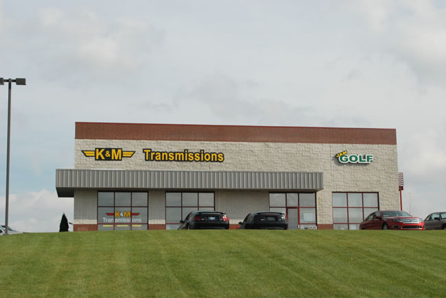 Chicago Commercial Retail Space - KM Transmissions