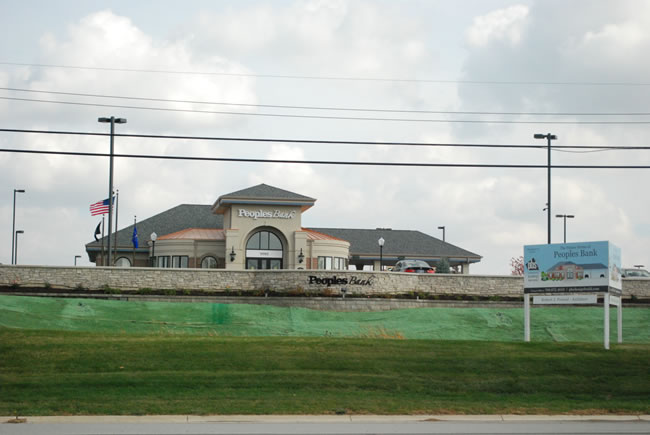 Indiana Commercial Leasing Space - Peoples Bank