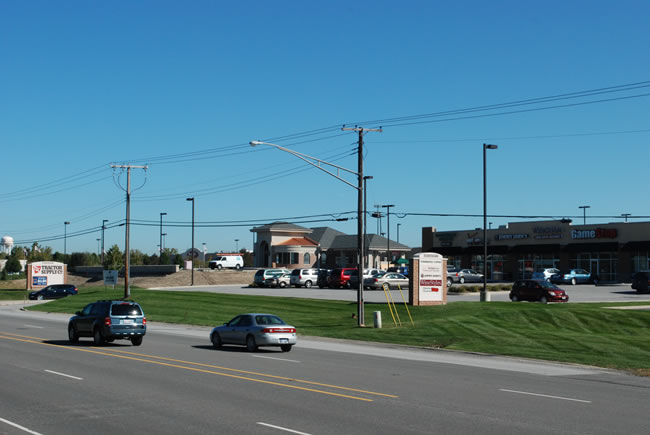 Chicago Commercial Leasing Property - Starbucks