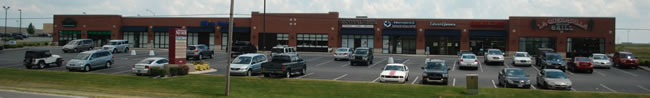 Indiana Commercial Retail Space - Ravenwood Square