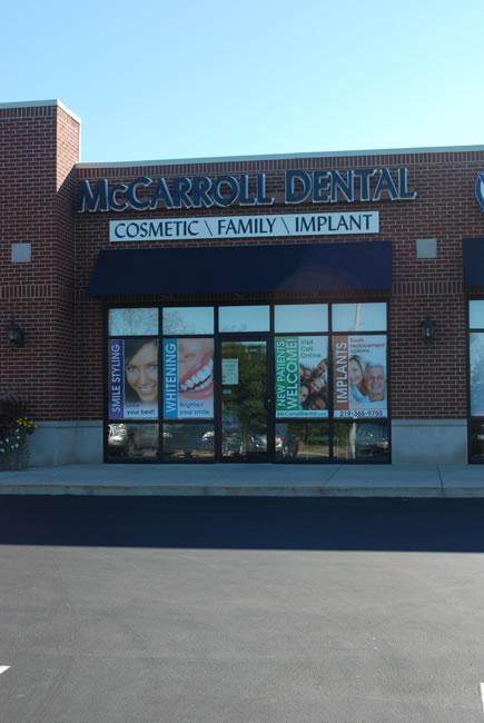Chicago Commercial Retail - McCarroll Dental
