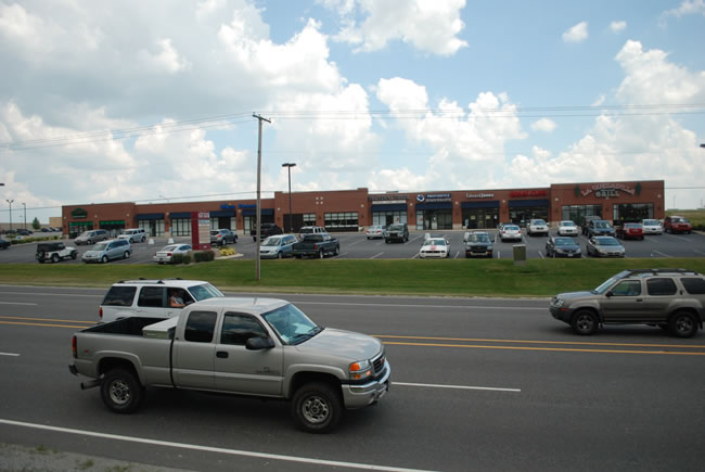 NW Indiana Commercial Retail Space - Ravenwood Square