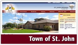 Town Of St. John